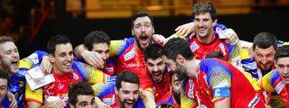 Los 'Hispanos' son de oro y barren a todos en el Campeonato de Europa