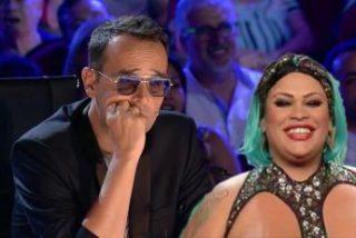 La concursante de 'Got Talent' que baila con sus pechos y cabrea de lo lindo a Risto Mejide
