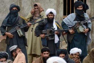 La huida de occidente en afganistán