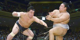 Lucha: El sumo en su faceta más brutal