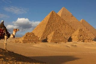 Gran Pirámide de Guiza: ¿hay un trono de origen extraterrestre en la cámara?