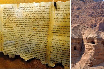 Descifran el misterio oculto en uno de los rollos de los Manuscritos del Mar Muerto