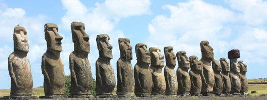 Isla de Pascua: Desvelan por fin el misterio de los gigantescos moais