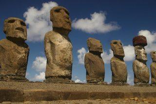 Moais: resuelven el misterio de las estatuas gigantes de la Isla de Pascua