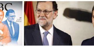 ABC se venga del PP con una demoledora encuesta que dispara a Rivera y hunde al impasible Rajoy