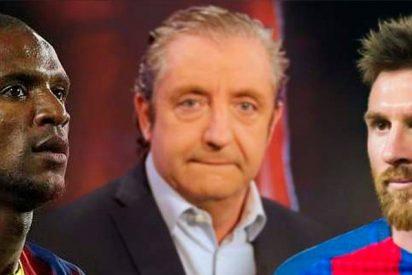 Abidal y Pedrerol, una polémica con Messi de protagonista