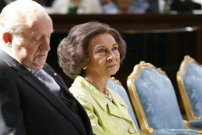 El sorprendente 'propósito de enmienda' de Juan Carlos I con Doña Sofía