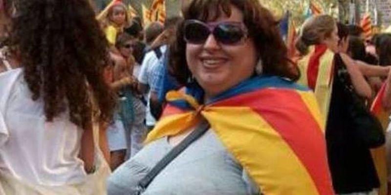 Condenada la independentista Rosa María Miras Puigpinos, que deseó a Inés Arrimadas que la violasen en grupo