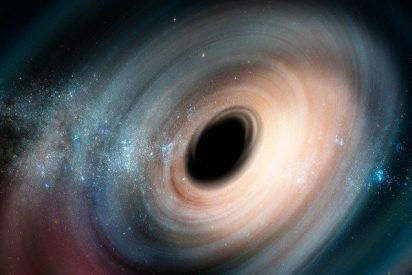 El extraño comportamiento de una estrella delata a un agujero negro