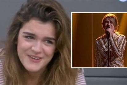 La increíble reacción de Amaia de España al visionar su actuación en OT que bate récords