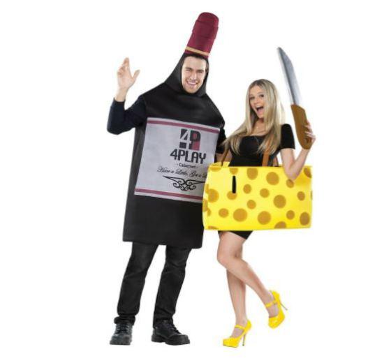 Mejores disfraces de Carnaval para pareja