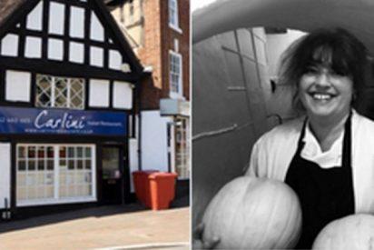 Amenazan de muerte a esta chef por descojonarse en las caras de unos clientes veganos