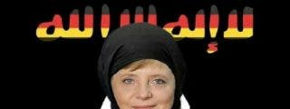 """Le dan hasta en el velo del paladar a una diputada alemana: """"Hay hordas de musulmanes violadores"""""""
