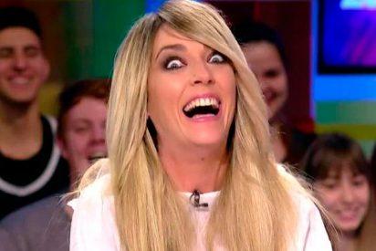 Anna Simon aprovecha sus 13 años en televisión para desmentir un viejo bulo sobre su debut