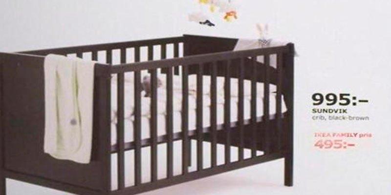 Si haces pis en este anuncio de Ikea y estás embarazada, obtendrás tu merecido descuento