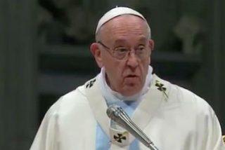 """El Papa invita a """"custodiar nuestra libertad frente a las banalidades corrosivas del consumismo"""""""