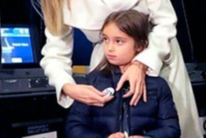 El gran talento oculto de la nieta de Donald Trump