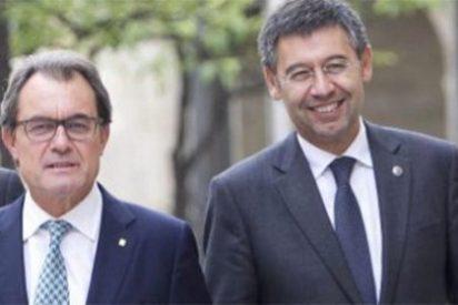 Una ex consejera del Govern intentó extorsionar al Barça 3,5 millones de euros