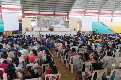 Una Iglesia con rostro amazónico