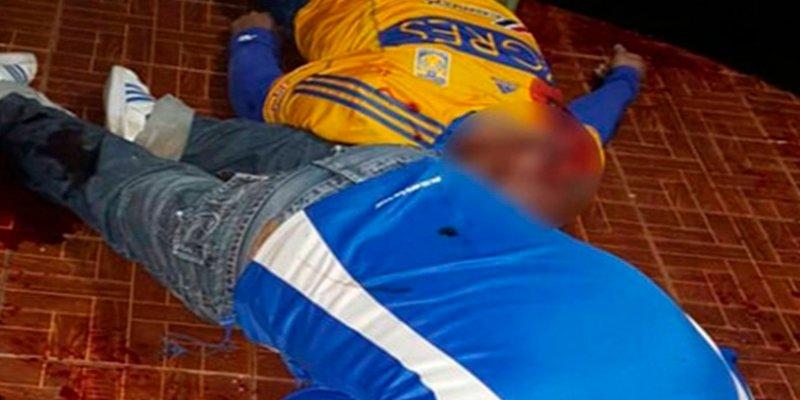 Asesinan a ocho hombres en Mexico mientras veían un partido de fútbol por TV