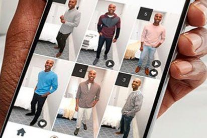 Así es el espejo inteligente de Amazon: para probarse ropa virtual