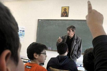 CCOO pide sacar la asignatura de Religión del currículo escolar