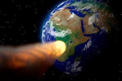 Un asteroide 'letal' vuela hacia la Tierra a 108.000 km/h