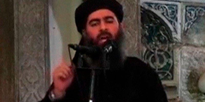 El error de 45 segundos que casi le costó a Baghdadi el califato del Estado Islámico
