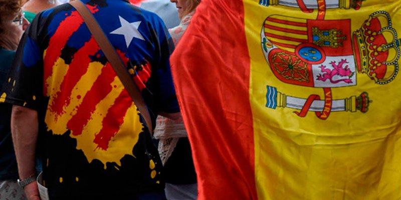 Brutal agresión a un joven vigués tras aparecer en 'The Guardian' con una bandera española
