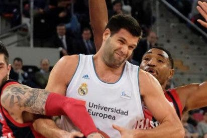 Revancha blanca en Vitoria: Baskonia 69 - Real Madrid 81
