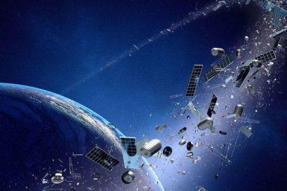China va a empezar a eliminar desechos espaciales con rayos láser