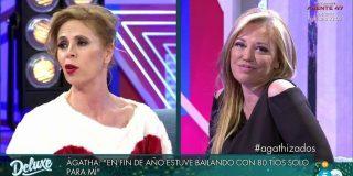 Agatha Ruiz de la Prada cara a cara con Belén Esteban, lo que piensa de ella