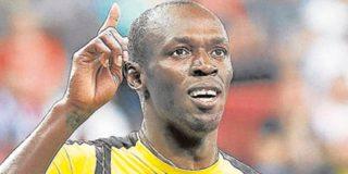 Bolt vs. los futbolistas más rápidos del momento