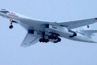 Así es el siniestro bombardero nuclear supersónico de Rusia