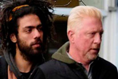 «Negrata»: El hijo mulato de Boris Becker insultado por la ultraderecha alemana