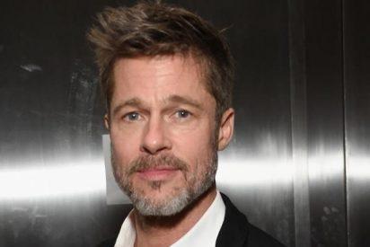 La técnica infalible del bello Brad Pitt para ligar sin ser reconocido
