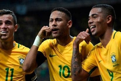 ¿Qué estrella de Brasil podría perderse el Mundial de Rusia 2018 por una grave lesión?