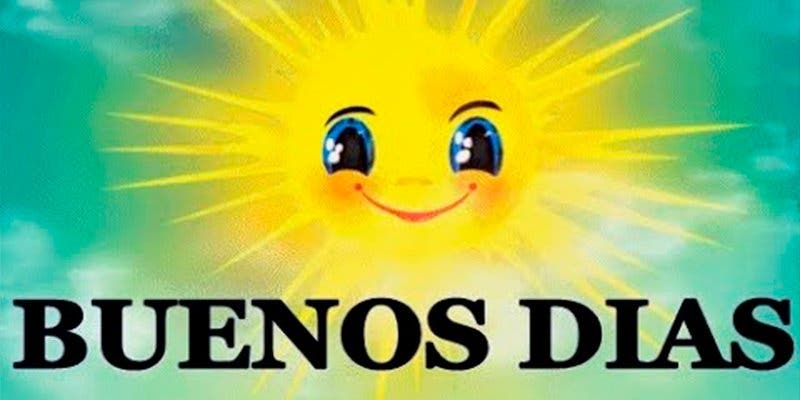 ¿Por qué en español usamos el plural para decir buenos días?