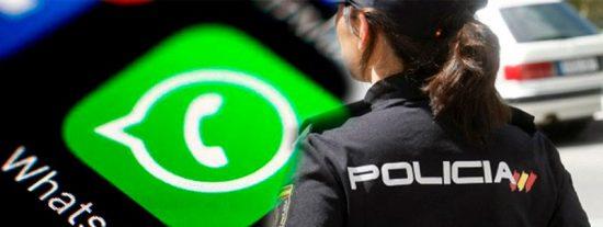 La Policía Nacional alerta a los incautos del último bulo sobre 'WhatsApp'
