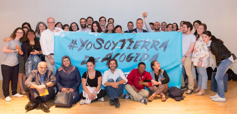 """José Luis Pinilla: """"Acoger, proteger, promover e integrar a los emigrantes y refugiados"""""""