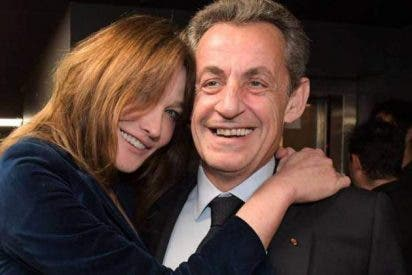 Nicolás Sarkozy es el mayor fan de Carla Bruni