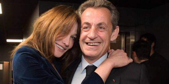 Nicolás Sarkozy es el mayor fan de Carla Bruni