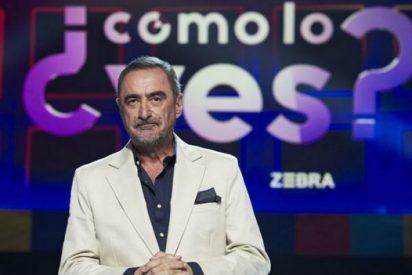 """Carlos Herrera no se esconde tras su fiasco en TVE: """"Fue un desastre, me jode fracasar"""""""
