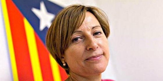 La cagueta de Forcadell recula: no quiere repetir como presidenta del Parlament