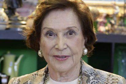 """Cañizares elogia la """"humildad y sencillez"""" de Carmen Franco"""