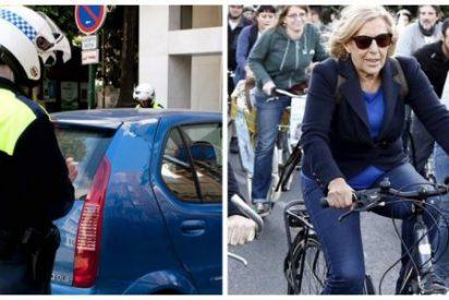 """Ramón Pérez-Maura: """"Carmena, Podemos y el milagro de las biciletas"""""""