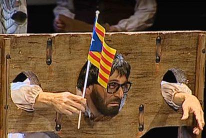 Con esta gracia decapitan a Puigdemont por alta traición en 'La Familia Verdugo'