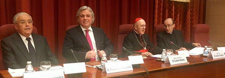 "Carlos Osoro: ""Si la vieja Europa no se acerca a América Latina, morirá para sí misma"""