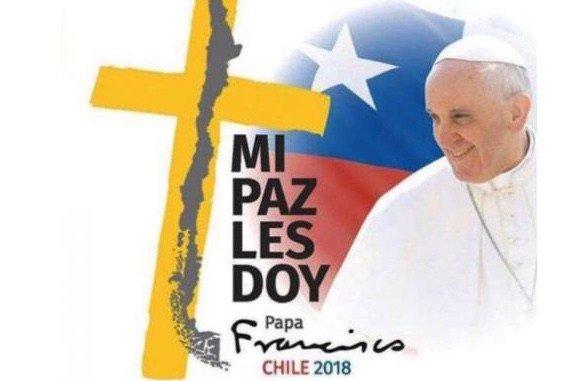 Francisco en Chile: mi fuego les doy