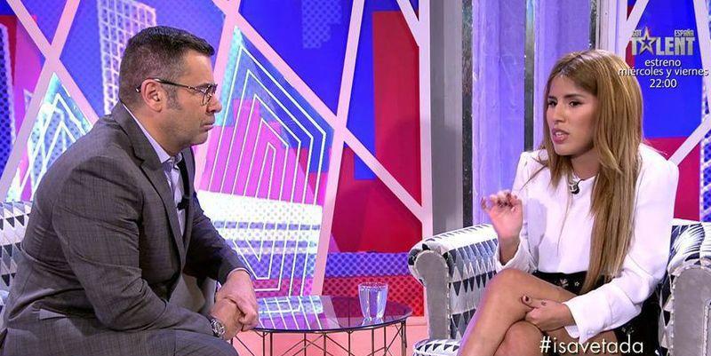 "Chabelita: ""Mi madre Isabel Pantoja lleva una vida triste, me da pena"""